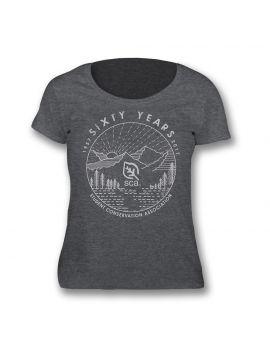 Women's 60th Anniversary T-Shirt