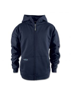 Tech Single Thick Full Zip Sweatshirt