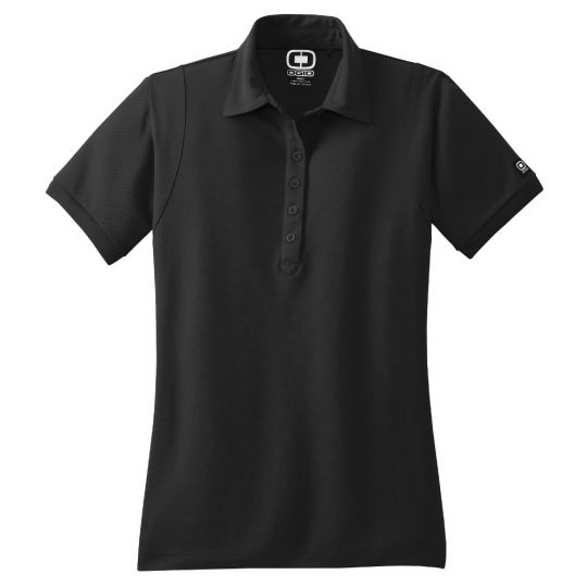 OGIO Ladies' Short Sleeve Jewel Polo